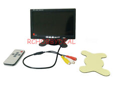 7 inch HD Professional Aerial Photography LCD TFT 800x480 Screen Monitor