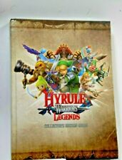 ZELDA HYRULE WARRIORS LEGENDS COLLECTORS EDITION STRATEGY GUIDE FACT SEALED NEW