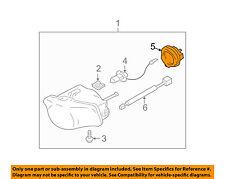 SUBARU OEM 04-07 Impreza Foglight Fog Driving Light Lamp-Socket 84931AE210
