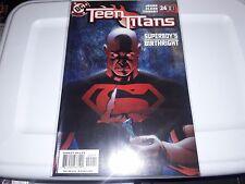 Teen Titans (2003); 24 - 29 (24, 25, 26, 27, 28, 29) 6 issue lot/run; Liefeld