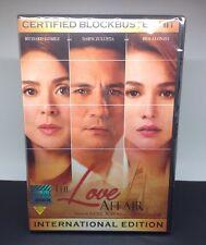 The Love Affair Filipino Dvd