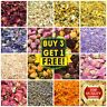Dried Flowers & Petals 61 Types! Coctail Tea Decor Candle Soap Confetti Crafts