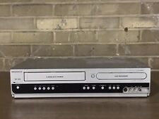 Magnavox DVD Recorder VHS Player Combo VCR No Remote Model ZV420MW8 WORKING