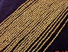 """23 strands of Fresh-water pearl 16"""" strands, 2x3 mm rice shape, good luster"""