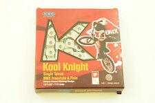 "KMC kk710 Kool Knight 1ž2 x 1/8"" catena coperta per metà collegare i migliori di sempre Bmx Catena"