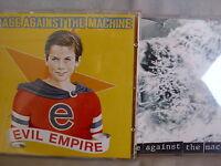 Rage Against The Machine- Evil Empire/ Same- 2 CDs WIE NEU
