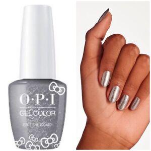 OPI GelColor Soak Off Gel Polish - Isn't She Iconic 15ml