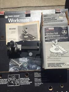 Craftsman Router Bit Sharpener
