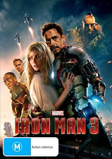 IRON MAN 3 : NEW DVD