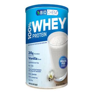100% Whey Protein Powder 14.9 OZ  by Biochem