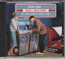 New CD Teen Time 1 V/A 1957-1964 Rare Hits Eric Hard To Find 45s On CD Series