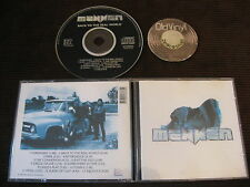 CD Mennen Back to the Real World Holland 1996