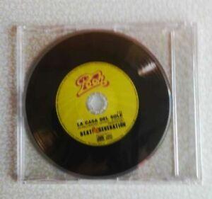 POOH -LA CASA DEL SOLE - CD SINGOLO PROMO - SIGILLATO