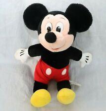 "New listing Vintage Disneyland Walt Disney 10"" Sitting Mickey Mouse Plush Stuffed Animal Toy"