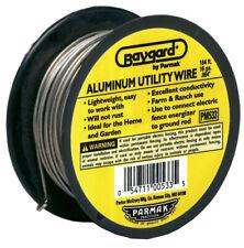 Baygard Electric Fence 16 Gauge Aluminum Wire - 164 Feet 00533