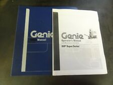 Genie Lift AWP SS IWP SS Lift Service and Operator's Manual