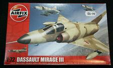 Airfix Dassault Mirage III 1:72 scale model kit A50087.
