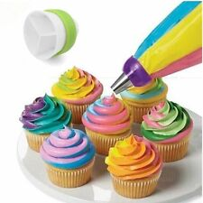 24Pcs un. Glaseado tuberías Boquillas Puntas Set Tulipán fácil Flor Pastel Sugarcraft herramienta de pastelería