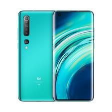 """Xiaomi Mi 10 5G 128GB+8GB RAM 6.67"""" 108 Mpx 4780mAh Coral Green Smartphone"""