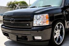 Grille-LS GRILLCRAFT CHE1510B fits 07-10 Chevrolet Silverado 1500