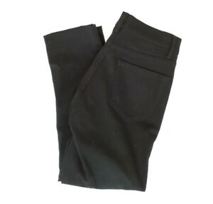"""AND/OR Black Straight Leg Jeans Label size 26 (28"""")"""