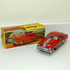 Amar Toy Co Mechanical & Automatic Minister Delux, Friction Vehicle in Box, Red