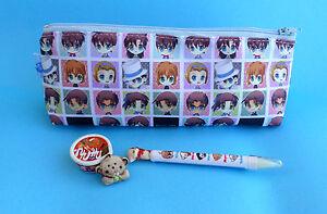 Detective Conan Pencil case School Zipper Pouch Anime