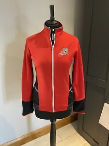 Santini SMS Retro Ladies Cycling Jersey Fleece Lined Long Sleeved