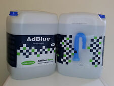 "AdBlue 20Ltr + ""Free Pouring Spout"" Suits All Commercial & Automotive Vehicles"