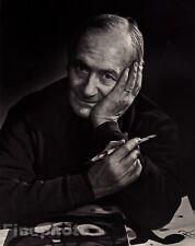 1965/83 Vintage 11x14 JOAN MIRO Spain Painter Sculptor Photo Art By YOUSUF KARSH