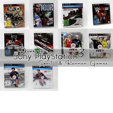 Sport & Auto Rennen Games für PS3 Sony PlayStation 3 | Gebraucht, guter Zustand