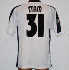 maglia lazio puma STAM 31 parmacotto vintage shirt camiseta no match worn 2003