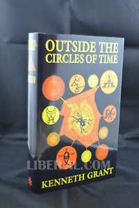 Outside the Circles of Time (Hardcover) KENNETH GRANT - STARFIRE