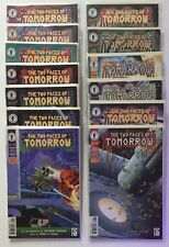 """The Two Faces of Tomorrow #1-13 (Dark Horse 1997-98) MANGA Complete Set """"NICE"""""""