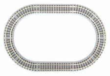Rokuhan Z Gauge  Z Shorty Oval Set Rail Set G R081