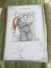 """""""Special Dad"""" Me To You Tatty Teddy Christmas Card from 99p"""
