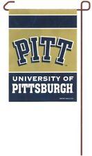 """Pitt Panthers NCAA 11x15"""" Garden Flag"""