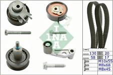 Zahnriemensatz für Riementrieb INA 530 0089 10