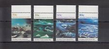 TIMBRE STAMP 4  AAT ANTARCTIC  Y&T#84-87 ART NOLAN  NEUF**/MNH-MINT 1989 ~A66