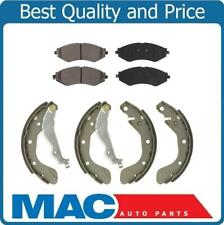 New Ceramic Front Pads & New Organic Brake Shoes for Chevrolet Aveo Aveo5 05-11
