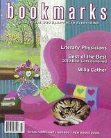 Bookmarks Magazine Literary Physicians Willa Cather Susan Vreeland Best Books