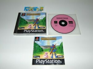 Guardian's Crusade   RPG   Sony PlayStation 1 PS1 PSone PAL   Complete