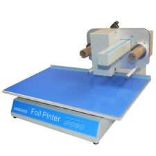 NEW Digital Automatic Foil Printer Gold Foil Hot Press Printing Stamping Machine