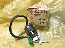 Suzuki RV125 RV90 SP370 TC100 TC125 TS100 TS125 TS185 TS250 Ignition Switch NOS