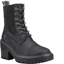 Womens Timberland Silver Blossom Mid Bootie Winter Fashion Ankle Boots UK 3-8