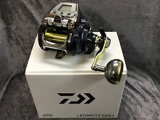 NEW DAIWA LEOBRITZ 500J Right Handed Electric Reel  EMS FREE/SHIPPING JAPAN