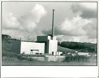 Krümmel nuclear power plant - Vintage photograph 3252412