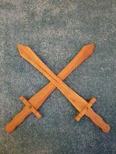 Holzschwerter 2 Stu?ck