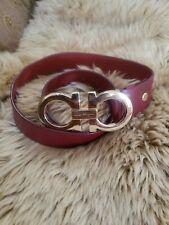 Salvatore Ferragamo Accessories belt Color /red