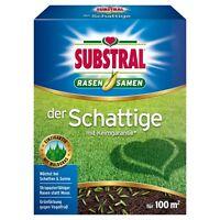 Substral Rasensamen Der Schattige - 2 kg - Rasen Samen Raasensaat Schattenrasen